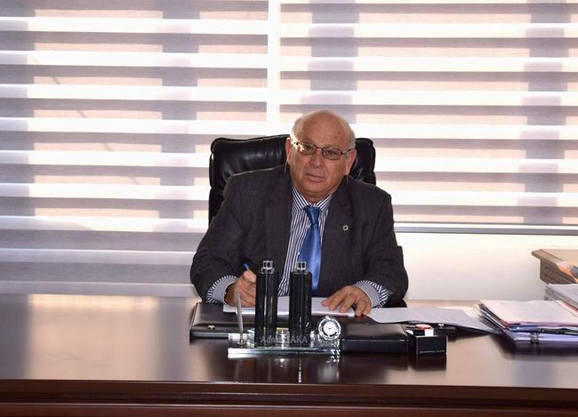 Aliağa Ticaret Odası (ALTO) Yönetim Kurulu Başkanı Adnan Saka